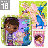 Doc McStuffins Snack Pack For 16