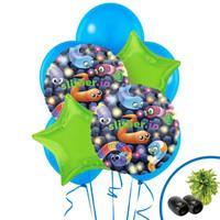 Slither.io Balloon Bouquet Kit