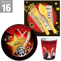 Movie Party Snack Pack For 16