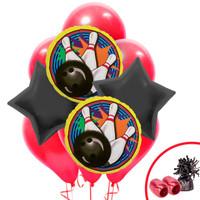 Bowling Balloon Bouquet Kit