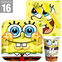 SpongeBob Snack Pack For 16