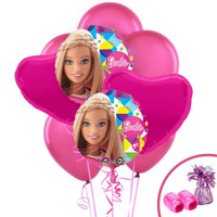 Barbie Balloon Bouquet Kit
