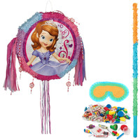 Sofia The First Pinata Kit