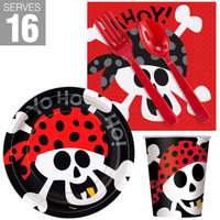 Pirate Birthday Snack Pack For 16