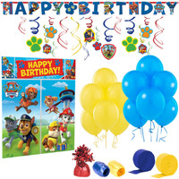 Paw Patrol Room Decorating Kit