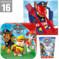 Paw Patrol Snack Party Pack For 16