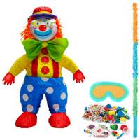 Clown Pinata Kit