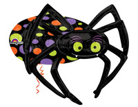 Spider Jumbo Foil Balloon