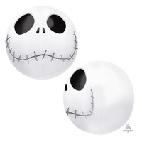 The Nightmare Before Christmas Jack Skellington 16 Orbz Balloon (1)