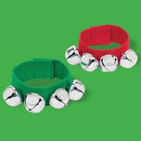 Christmas Bracelet with Bell Asst (1)