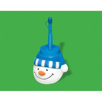 Snowman Sipper Cup (1)