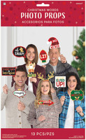 Christmas Photo Props (13pc)