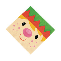 Cheery Christmas Lunch Napkin (16)
