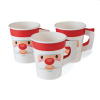 Cheery Christmas 9oz. Cup with Handles (8)
