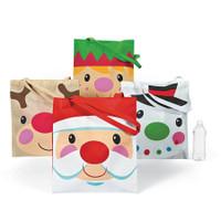 "Cheery Christmas Tote Bags 15"" x 17"""