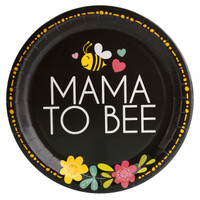 Mama To Bee Dinner Plate (8)