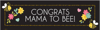 Mama To Bee Banner - Standard