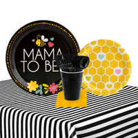 Mama To Bee 48 Guest Party Pack