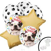 Birthday Dog Balloon Bouquet