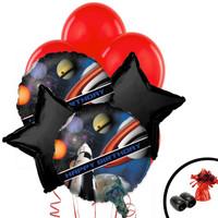Space Blast Balloon Bouquet