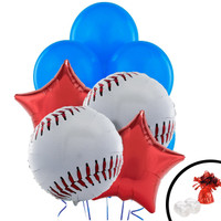 Baseball Balloon Bouquet 2