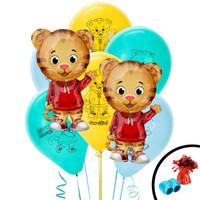 Daniel Tiger Jumbo Balloon Bouquet