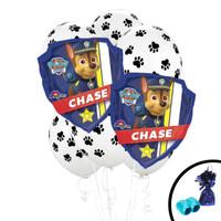 Paw Patrol Chase Jumbo Balloon Bouquet