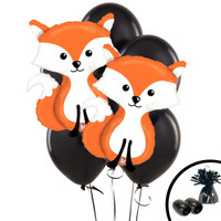 Fox Jumbo Balloon Bouquet