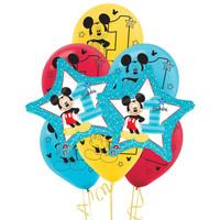 Mickey 1st Birthday 8 pc Balloon Kit