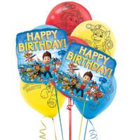 Paw Patrol 8 pc Balloon Kit