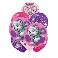 Pink Paw Patrol 8 pc Balloon Kit