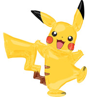 Pikachu AirWalker Foil Balloon