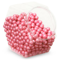 Shimmer Coral Sixlets Candy
