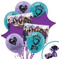 Descendants 2 Balloon Bouquet
