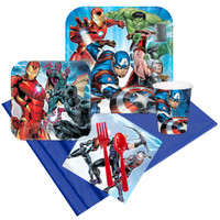 Epic Avengers 24 Guest Party Pack