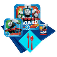Thomas All Aboard 16 Guest Party Pack