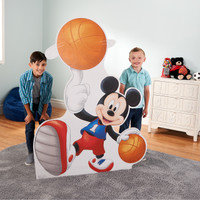 Mickey Mouse Basketball Stand-Up