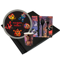 Five Nights at Freddy's 8 Guest Party Pack