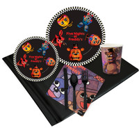 Five Nights at Freddy's 24 Guest Party Pack