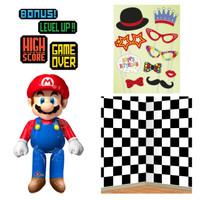 Mario Brothers Airwalker Photo Booth Kit
