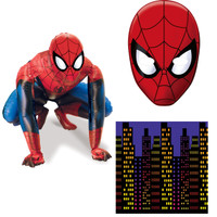 Spider Man Airwalker Photo Booth Kit