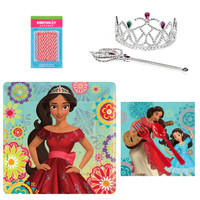 Elana Tableware and Cake Topper Kit