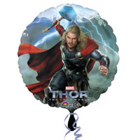 Thor The Dark World Foil Balloon