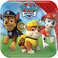 """Paw Patrol 7"""" Cake Plates (8)"""