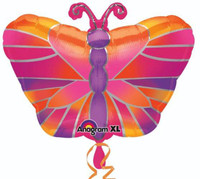 Butterfly Foil Balloon