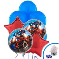 Farm Tractor Balloon Bouquet 2