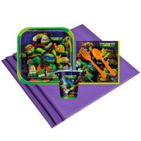 Teenage Mutant Ninja Turtles 16 Guest Party Pack