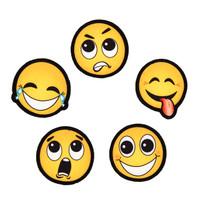 Emoji 5pk Adhesive Patches