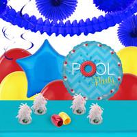 Splashin Pool Party Deco Kit