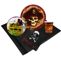 Pirates 16 Guest Party Pack